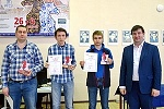 Grigory Oparin Wins RSSU Cup in Rapid Chess