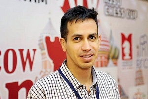 Juan Carlos Guerrero: I Love to Play Chess in Russia!