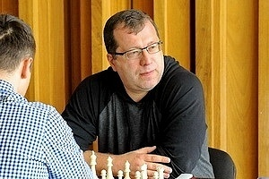 Master-classes with Aleksey Dreev during RSSU Chess Cup Moscow Open